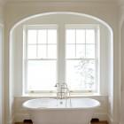 Bath in Bay Window