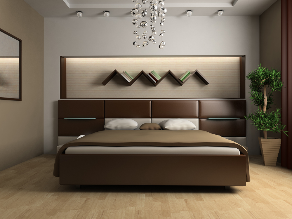 Bed frame brisk living for Bedroom furnishing designs