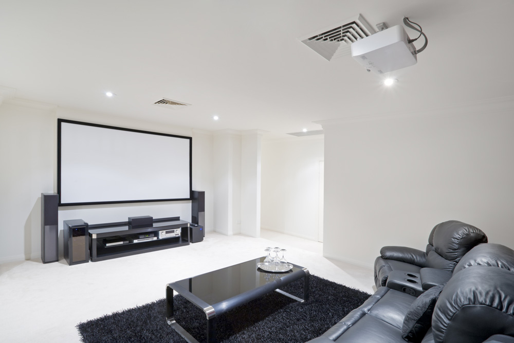 Home Theater | Brisk Living