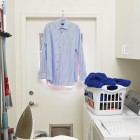Laundry room is use