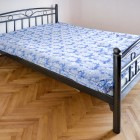 Mattress on Bed Frame