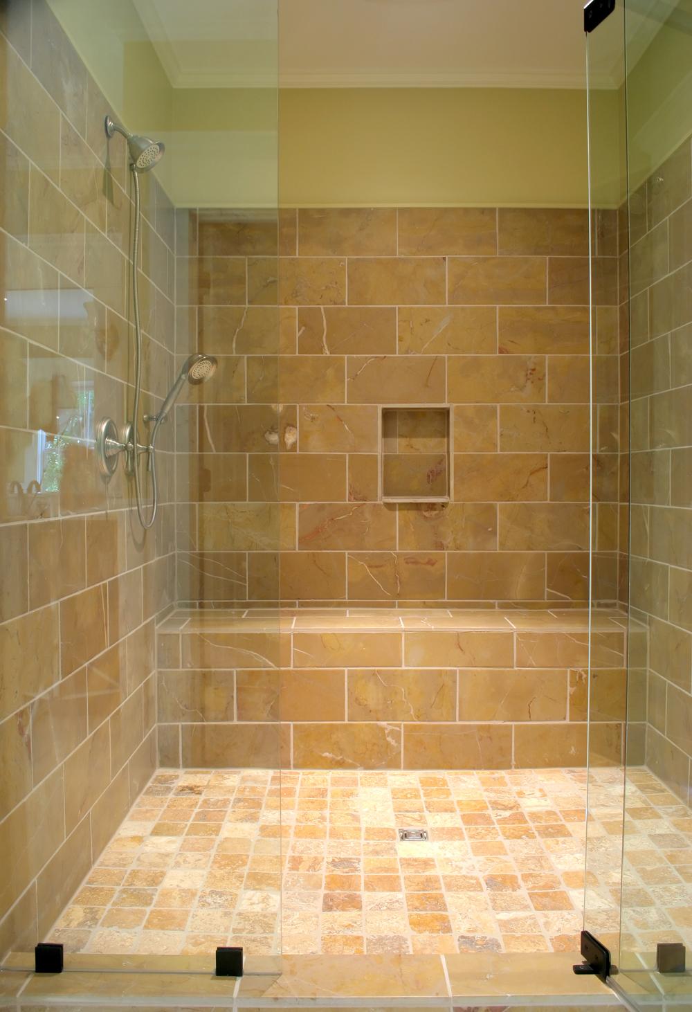 bath shower brisk living